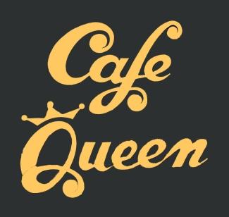 CAFE QUEEN - LOGO
